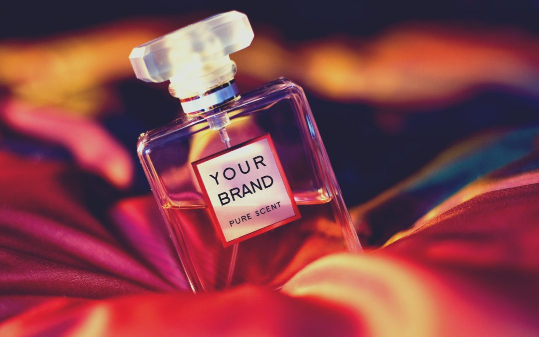 The Connection between  the smell – space – brand